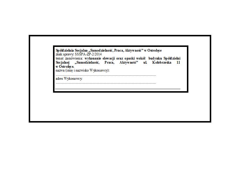 oferta opis
